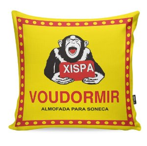 ALMOFADA XISPA (BALA CHITA)