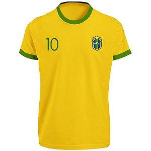 Camiseta Personalizada do Brasil 01