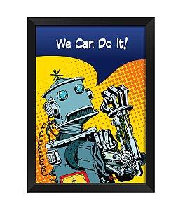 Quadro - Pop Art Robo