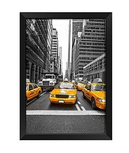 Quadro - Taxis Nova York