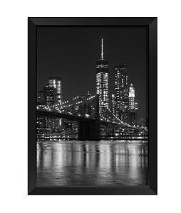 Quadro - Ponte do Brooklyn