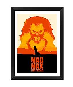 Quadro - Mad Max Poster