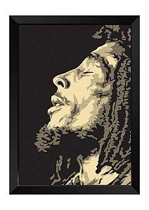Quadro - Bob Marley Poster