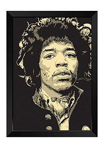Quadro - Jimi Hendrix Poster