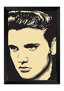 Quadro - Elvis Presley Poster