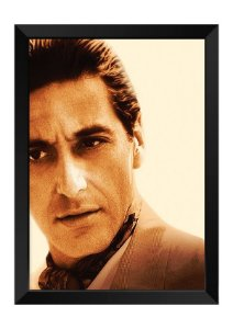 Quadro - Michael Corleone Clássico