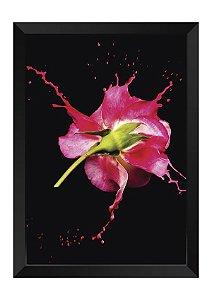 Quadro - Floral Splash Pink