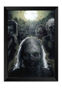 Quadro - The Walking Dead Zombies