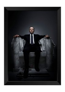 Quadro - House of Cards - Frank