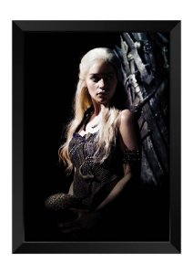 Quadro - Game of Thrones Daenerys Targaryen