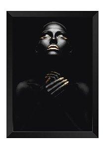 Quadro - Makeup Black 1