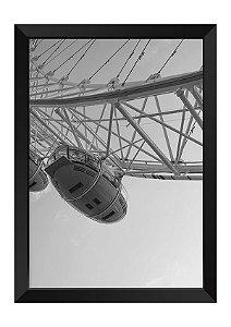 Quadro - Roda Gigante Londres