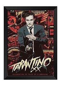 Quadro - Tarantino XX Poster