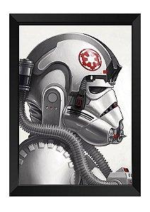 Quadro - Star Wars Piloto