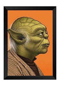 Quadro - Star Wars Yoda