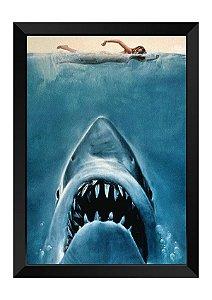 Quadro - Tubarão Poster