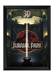 Quadro - Jurassic Park
