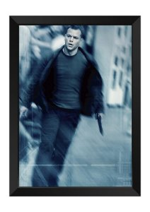 Quadro - O Ultimato Bourne