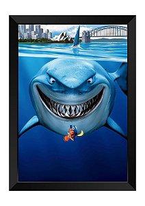 Quadro - Procurando Nemo