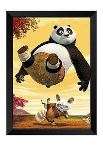 Quadro - Kung Fu Panda