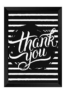Quadro - Thank You