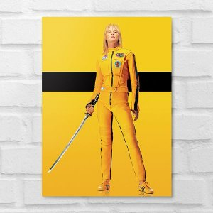 Placa Decorativa - Kill Bill