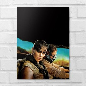 Placa Decorativa - Mad Max