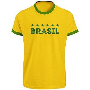 Camiseta Personalizada do Brasil 02