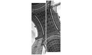 Painel Mosaico Decorativo em 2 partes - Arco do Triunfo