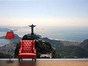 Papel de Parede Fotográfico - Vista Cristo Redentor Rio de Janeiro - PA021