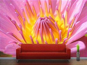 Painel Parede Fotográfico Detalhes da Flor