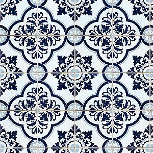 Papel de Parede Adesivo Azulejo Aresta