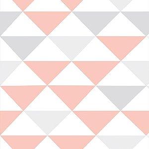 Papel de Parede Adesivo Geométrico Gelly