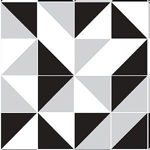 Papel de Parede Adesivo Geométrico Tononi