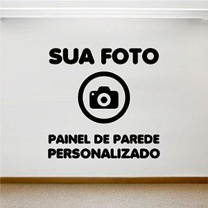 Painel Parede Fotográfico Personalizado
