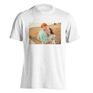 Camiseta Poliéster personalizada com foto