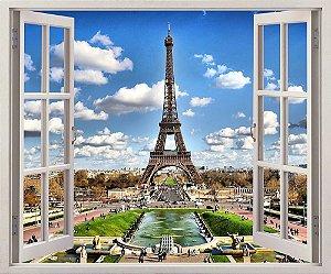 Torre Eiffel - 120x90cm