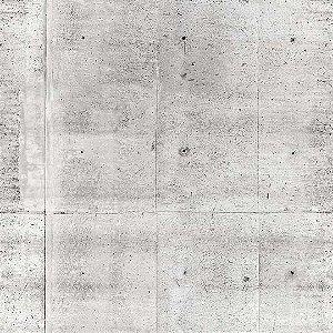 Papel de Parede Cimento Queimado Concreto - Eifel