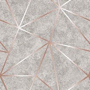 Papel de Parede Unique Cimento Queimado - Giornio