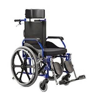 Cadeira de Rodas Fit Reclinável Jaguaribe