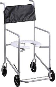 Cadeira de Rodas Banho Pop Jaguaribe