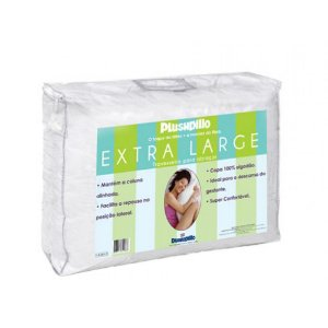 Travesseiro para Abraçar Plushipillo Extra Large