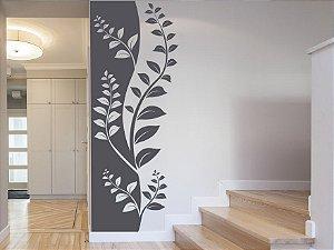 Banner de parede folhagens