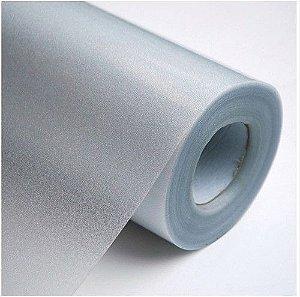 Adesivo jateado Fosco 1 metro de largura x 1,30 metro de comprimento