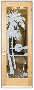 Adesivo Jateado - Natureza - Luar 180x100 cm   personalizado