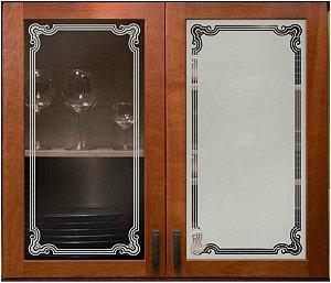 Adesivo para armários - Quaisquer medidas