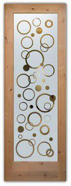 Personalizado - Kit 2 Adesivo jateado bolhas  190x095 cm cada Para box
