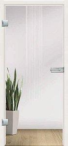 Adesivo Decorativo Jateado Flow - 100 x 25 cm