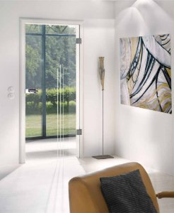 Adesivo Decorativo Jateado Lines Triple - 100x10 cm