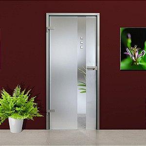 Adesivo Jateado Para Portas, Janelas e Box de Vidro Ads032 Mitsui  210x100 cm